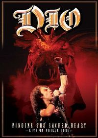 Cover DIO - Finding The Sacred Heart - Live In Philly 1986 [DVD]